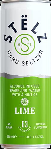 STËLZ Lime (24 x 250 ml)