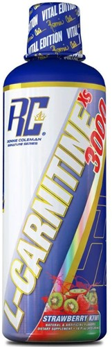 L-Carnitine-XS Liquid Strawberry Kiwi (465 ml)