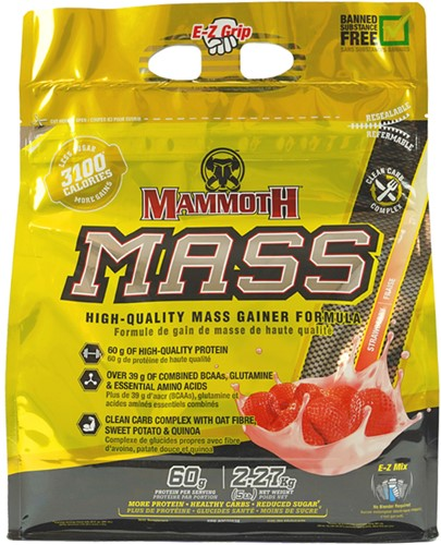 Mammoth Mass Strawberry (2270 gr)