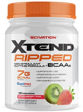 Xtend Ripped Strawberry Kiwi (500 gr)