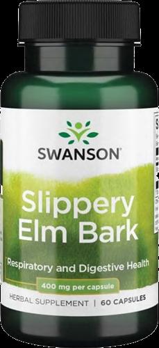 Swanson Slippery Elm Bark (60 caps)