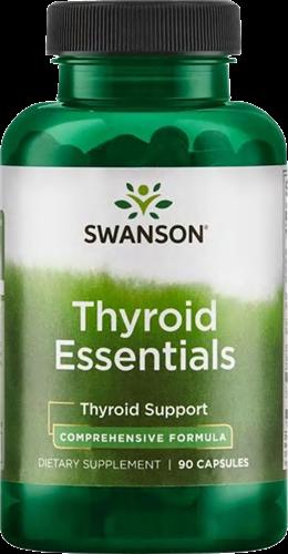 Swanson Thyroid Essentials (90 caps)