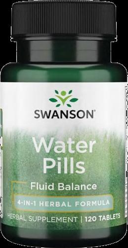 Swanson Water Pills (120 tabs)