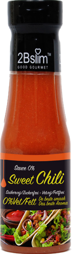 2BSlim 0% Sauce Sweet Chili (250 ml)
