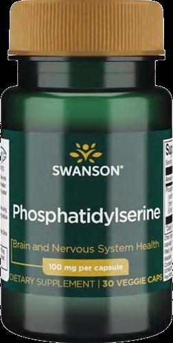 Swanson Phosphatidylserine 100MG (30 caps)