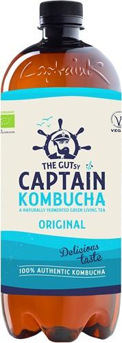 Captain Kombucha Original (1 x 1000 ml)