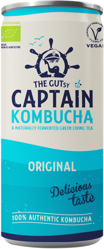 Captain Kombucha Original (12 x 250 ml)