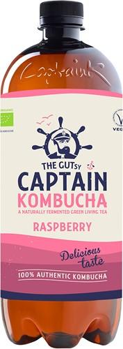 Captain Kombucha Raspberry (1 x 1000 ml)
