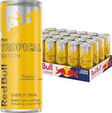 Red Bull Tropical (12 x 250 ml)