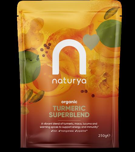 Naturya Organic Turmeric SuperBlend (250 gr)