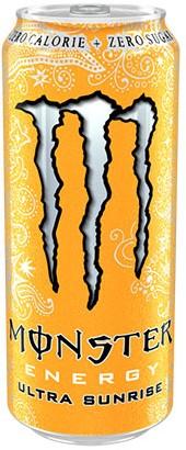 Monster Energy Ultra Sunrise USA (1 x 473 ml)