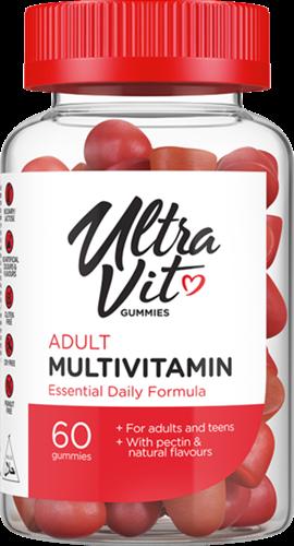 UltraVit Gummies Adult Multivitamin (60 gummies)