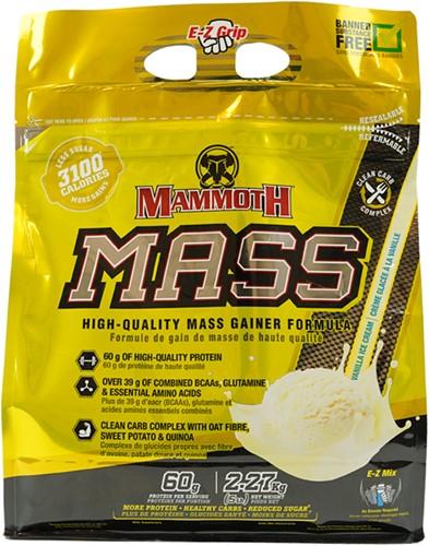 Mammoth Mass Vanilla (2270 gr)