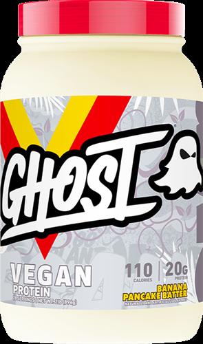 Ghost Vegan Banana Pancake Batter (907 gr)