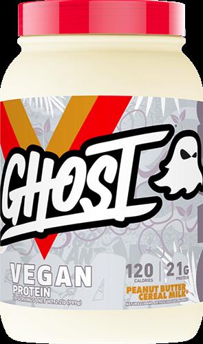 Ghost Vegan Peanut Butter Cereal Milk (907 gr)