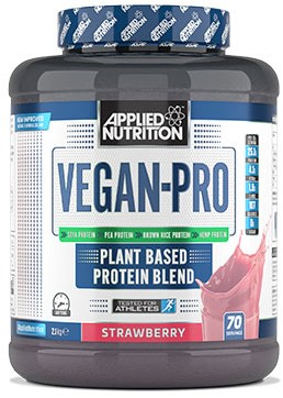 Vegan Protein Strawberry (2100 gr)