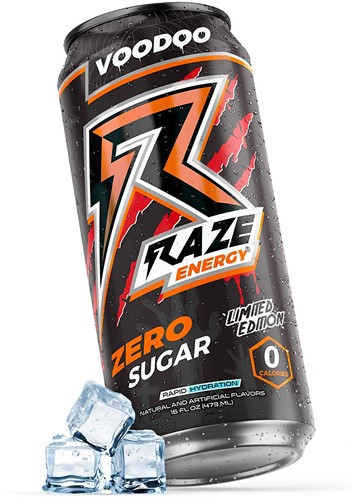 Raze Energy Drink Voodoo (12 x 473 ml)