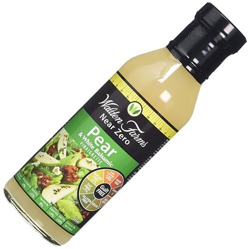 Walden Farms Salad Dressings Pear and White Balsamic Vinaigrette (355 ml)