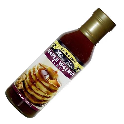 Walden Farms Syrup Maple Walnut (355 ml)