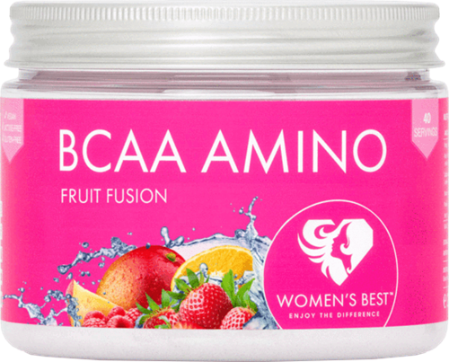 Women's Best BCAA Amino Fruit Fusion (200 gr)