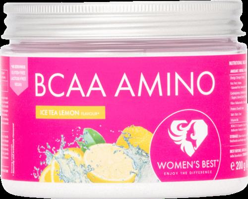 Women's Best BCAA Amino Ice Tea Lemon (200 gr)