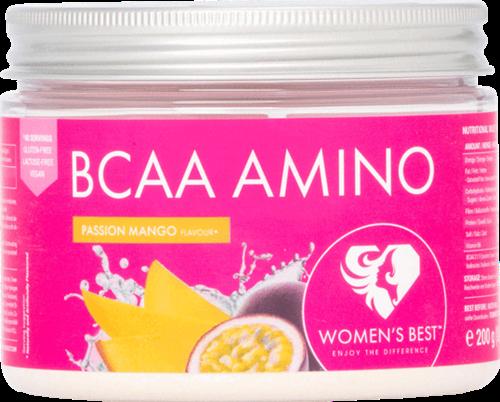 Women's Best BCAA Amino Passion Mango (200 gr)