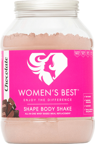 Women's Best Shape Body Shake Chocolate (1000 gr)