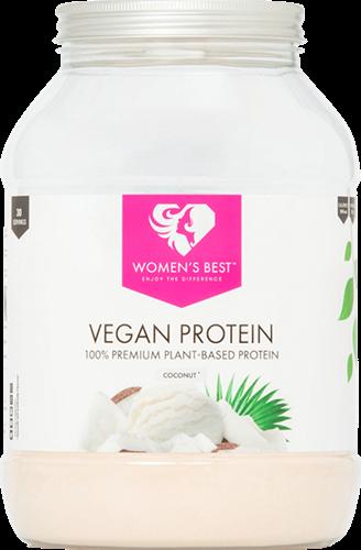 Women's Best Vegan Protein Coconut (900 gr)