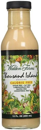 Walden Farms Salad Dressings Thousand Island (355 ml)