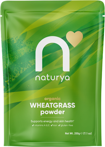 Naturya Organic Wheatgrass Powder (100 gr)