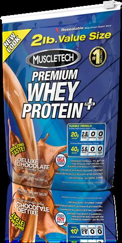Premium 100% Whey Protein Chocolate (908 gr)