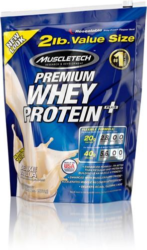 Premium 100% Whey Protein Vanilla (908 gr)