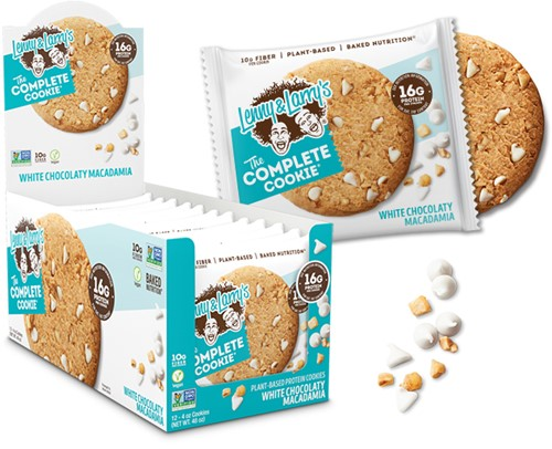 Complete Cookie White Chocolate Macadamia (12 x 113 gr)