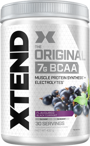 Xtend BCAA Black Currant (432 gr)