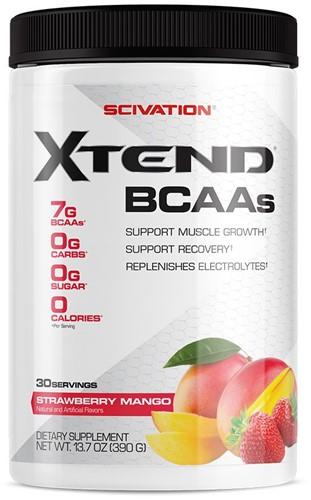 Xtend BCAA Strawberry Mango (375 gr)