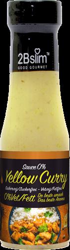 2BSlim 0% Sauce Yellow Curry (250 ml)