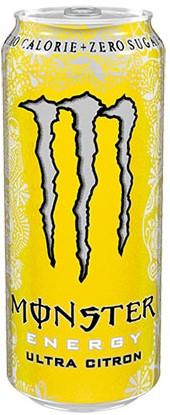 Monster Energy Ultra Citron (1 x 500 ml)
